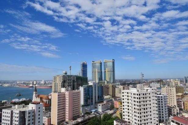 Dar es Salaam downtown_photo by Bill Snaddon