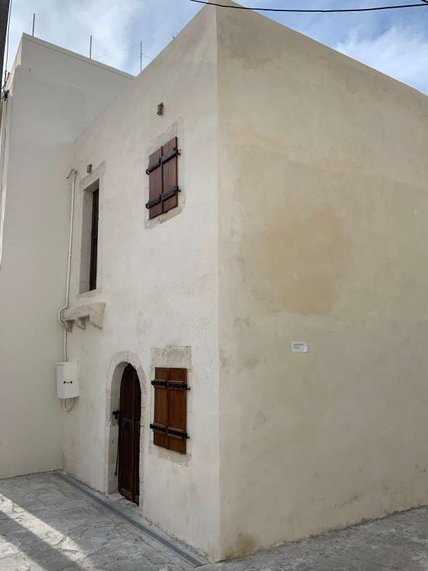Napoleon's house in Crete